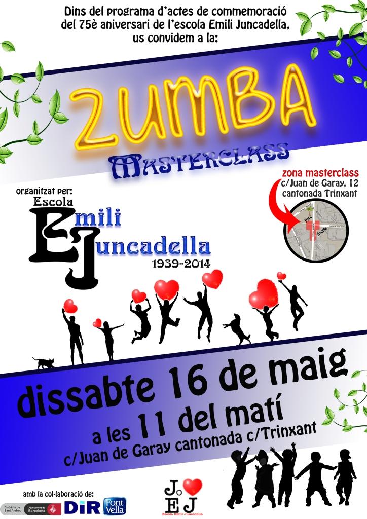abril 2015 MASTERCLASS ZUMBA poster1c-2
