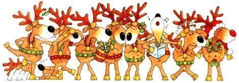santas-reindeers